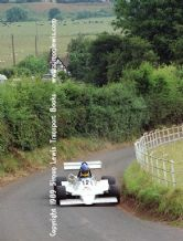 Roman (Toleman TG280) Rob Turnbull. Shelsley Walsh 1989